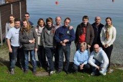 Antauchen Grundlsee 2012