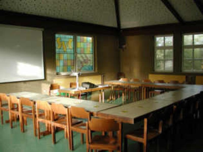 Der Saal für Veranstaltungen und Feierlichkeiten