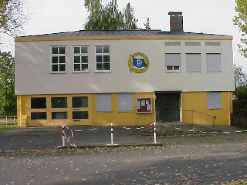 SVC Vereinsheim im Dammweg 3 in Coburg